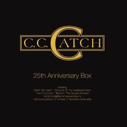C.C. Catch - 25th Anniversary Box By C.c. Catch (2013-12-29) - Zortam Music