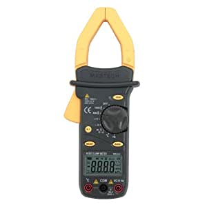 MASTECH MS2101 4000 Count Mini Digital Clamp Meter AC/DC Voltage Current Resistance Tester Detector