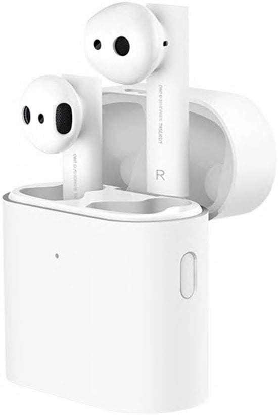Mi Air 2 True Auriculares estéreo inalámbricos LHDC Tap Control Dual Mic con micrófono Manos Libres Duración de la batería Duradera Conexión instantánea Bluetooth 5.0