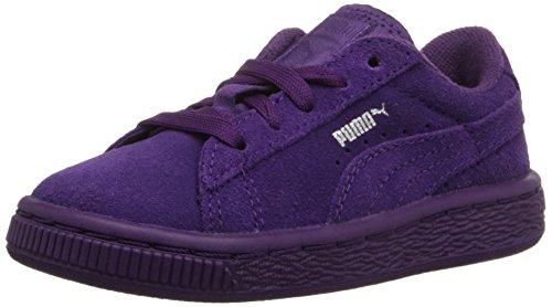 PumaSuede Jr - Zapatillas Niños-Niñas Imperial Purple/Imperial Purple