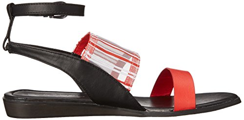 C Label Womens Lingo-1 Sandal Red