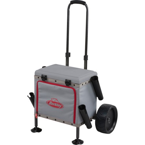 Surf Fishing Carts - Berkley Sportsman's Pro Cart