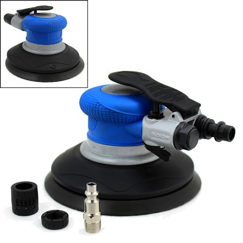 XtremepowerUS 6'' Air Random Orbit Sander Palm Sander by XtremepowerUS