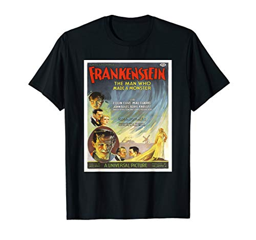 Frankenstein T Shirt]()