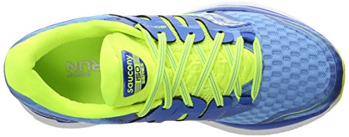 Saucony 2 Blue Women's Blue Running Shoe Triumph ISO Light rtraP