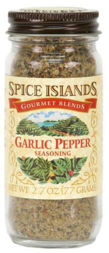 - Spice Islands Garlic Pepper, 2.7-Ounce (Pack of 3)