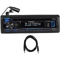 Kenwood KDC-118 1-Din In-Dash CD Receiver w/Bluetooth iPod/iPhone/Pandora