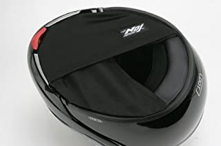 product image for NOJ Quiet Rider Helmet Skirt Basic - Made In the USA - Noise Reduction - Easy Installation