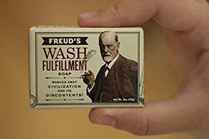 3 Pack - Freud Wash Fulfillment Soap - Made in The USA