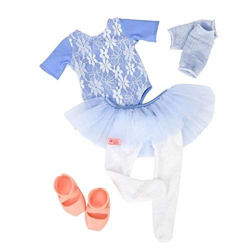 Our Generation Dance Outfit for 18