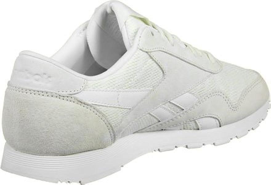 Cl Calzado Zapatos Away W Amazon Nylon es Reebok Chalkwhite Sail dXATyw