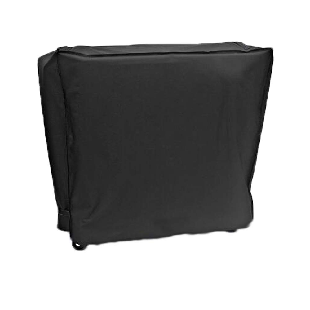 "Comily Plus+ Universal 600D Oxford Heavy Duty Waterproof Cooler Covers Fits 80 QT Rolling Cooler-36""x20""x35"""