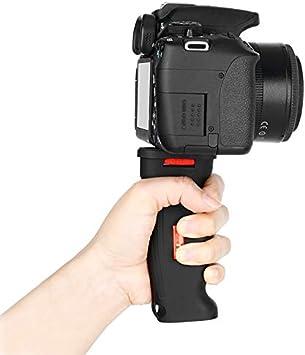ILS - R003 1/4 Tornillo Vlog Mango Mano Grip Estabilizador para ...