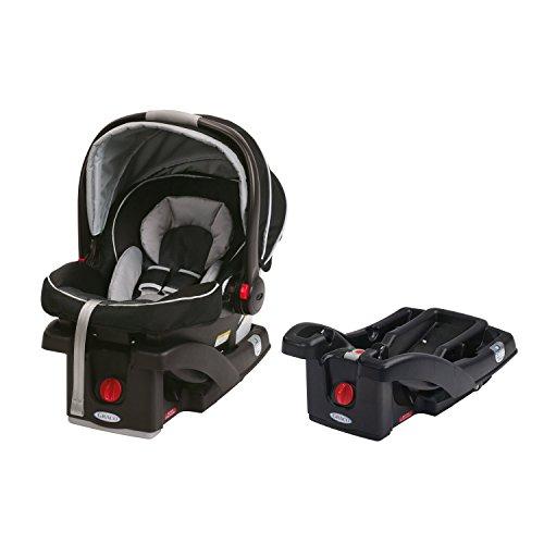 (VIDEO Review) Graco SnugRide Infant Car Seat, Gotham