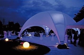 Festzelt Pavillon Design : Amazon zelt design mega m weiss für garten event und