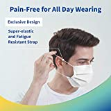 Medtecs Disposable Face Mask, 3 layer Breathable