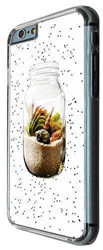 609 - Sand in a Jar Beach Design iphone 6 PLUS / iphone 6 PLUS S 5.5'' Coque Fashion Trend Case Coque Protection Cover plastique et métal