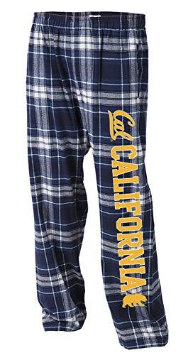 - Shop College Wear UC Berkeley Cal Men's Flannel Pants - Navy
