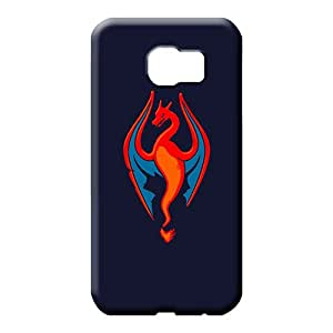 samsung galaxy s6 covers protection Durable Pretty phone Cases Covers mobile phone cases skyrim charizard crossover