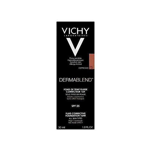 ヴィシー是正流体の基礎30ミリリットルオパール15 x2 - Vichy Dermablend Corrective Fluid Foundation 30ml Opal 15 (Pack of 2) [並行輸入品] B072DXKLJB