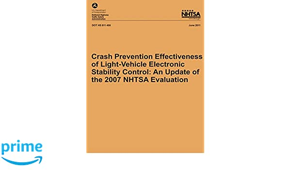 Crash Prevention Effectiveness of Light-Vehicle Electronic