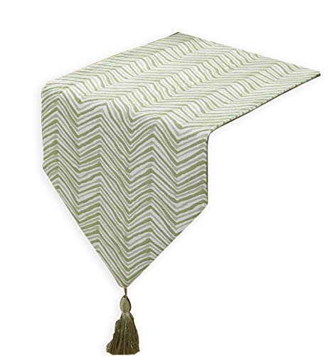 Yoovi Bohemian Striped Table Runners Moroccan Pattern Table