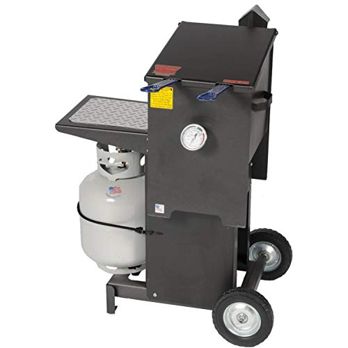 Cajun Fryer 6 Gallon Deep Fryer With Stand And 2 Baskets