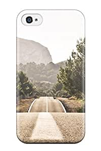 New Arrival Mountains Trees Hilly Road Amp Digital PCNCpQn17492yaMVo Apple Iphone 5C Case Cover
