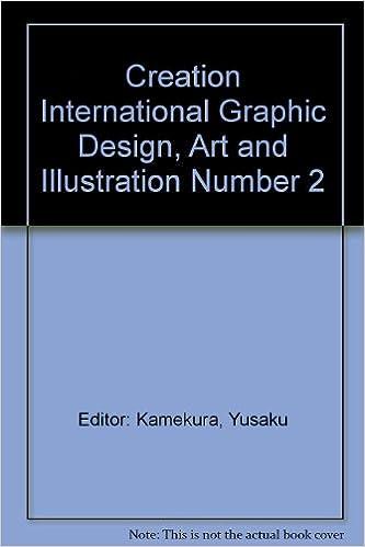 Creation International Graphic Design, Art and Illustration