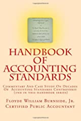 Handbook of Accounting Standards Paperback