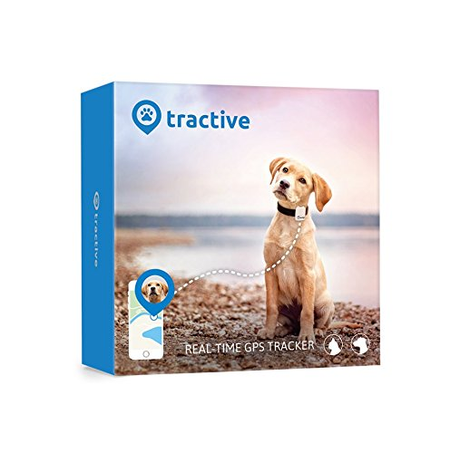 Tractive GPS Pet Tracker by Tractive