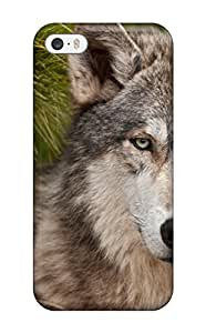 Mai S. Cully's Shop 3884569K27607876 High Quality Wolf Case For Iphone 5/5s / Perfect Case