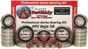 Team FastEddy Professional Series Bearing Kit HPI Baja 5B -