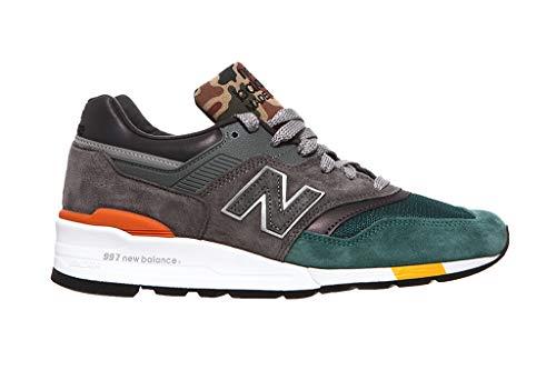 In Da Grey Sneaker Balance Us M997 Uomo New Made TBxwYOY