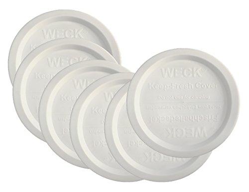 jar keep fresh plastic lids