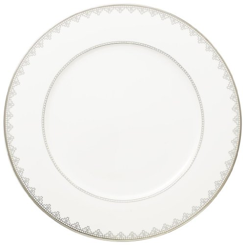 Villeroy and Boch White Lace Buffet Plate 30cm by Villeroy and Boch
