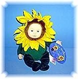 Baby Sunflower Anne Geddes Doll