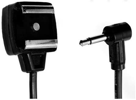Paramount MHSF-3S 3 Miniphone to Hot Shoe Female Straight Coil