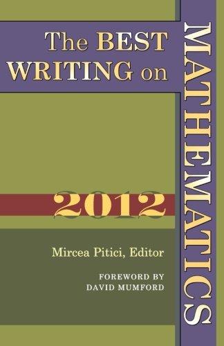 Image of The Best Writing on Mathematics 2012