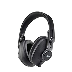 AKG Pro Audio K371BT Bluetooth Over-Ear, Clos...