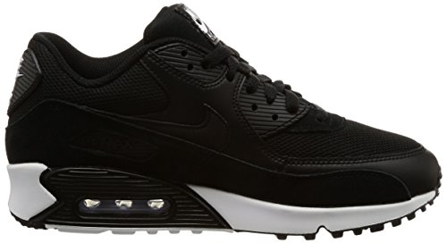 NIKE white Black Max 90 Homme Baskets Essential Mode Air Black Noir x7xwaqR