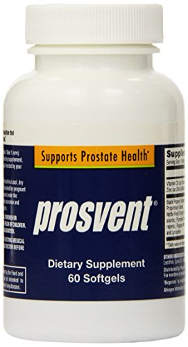 Prosvent Natural Prostate Health Supplement product image