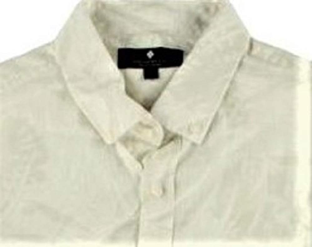 Argyle Culture Men/'s Button Up Oxford Shirt Pearl