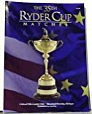 The 35th Ryder Cup Matches-Oakland Hills Country Club-Bloomfield Township, Michigan-September 14-19, 2004