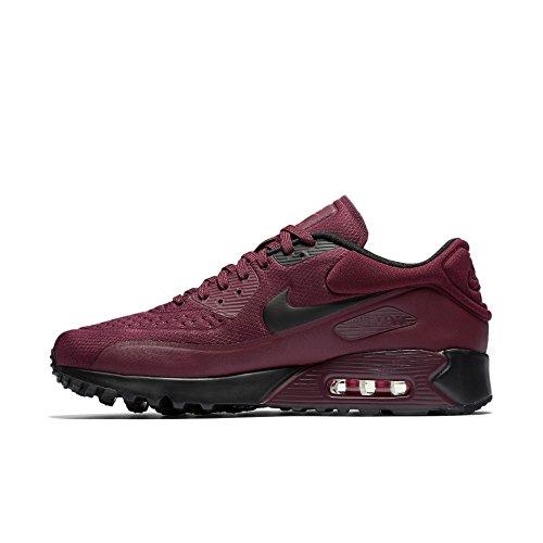 Burgundy Nike Air Max Ultra Se Women Dark Gray Nike Basketball Shoes ... e04622176