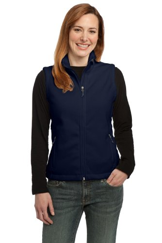 Port Authority Women's Value Fleece Vest M True - Navy Vest Fleece