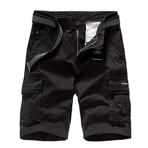 cca99947d73b Men's Elite Tech Lightweight Running Shorts, Men's Stylish Casual Short  Pants Cotton Pocket Solid Outdoors