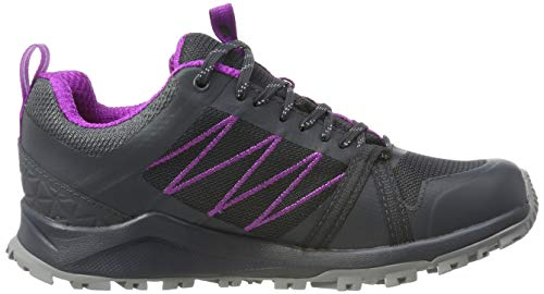 W The Donna Gtx Litewave Da North Ii Brown Gry purplcactusflowr Face Stivali ebony Fastpack Escursionismo C48 vEqEr