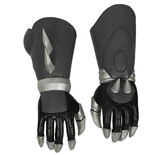 HNNS OW Reaper Gloves OW Cosplay Costume Accessories Gabriel Reyes Game Anime Armor Props Black ()
