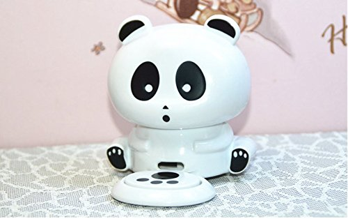 Domire Lovely Cute Panda Shape Nail Art Nail Polish Blower Dryer Nail Tools